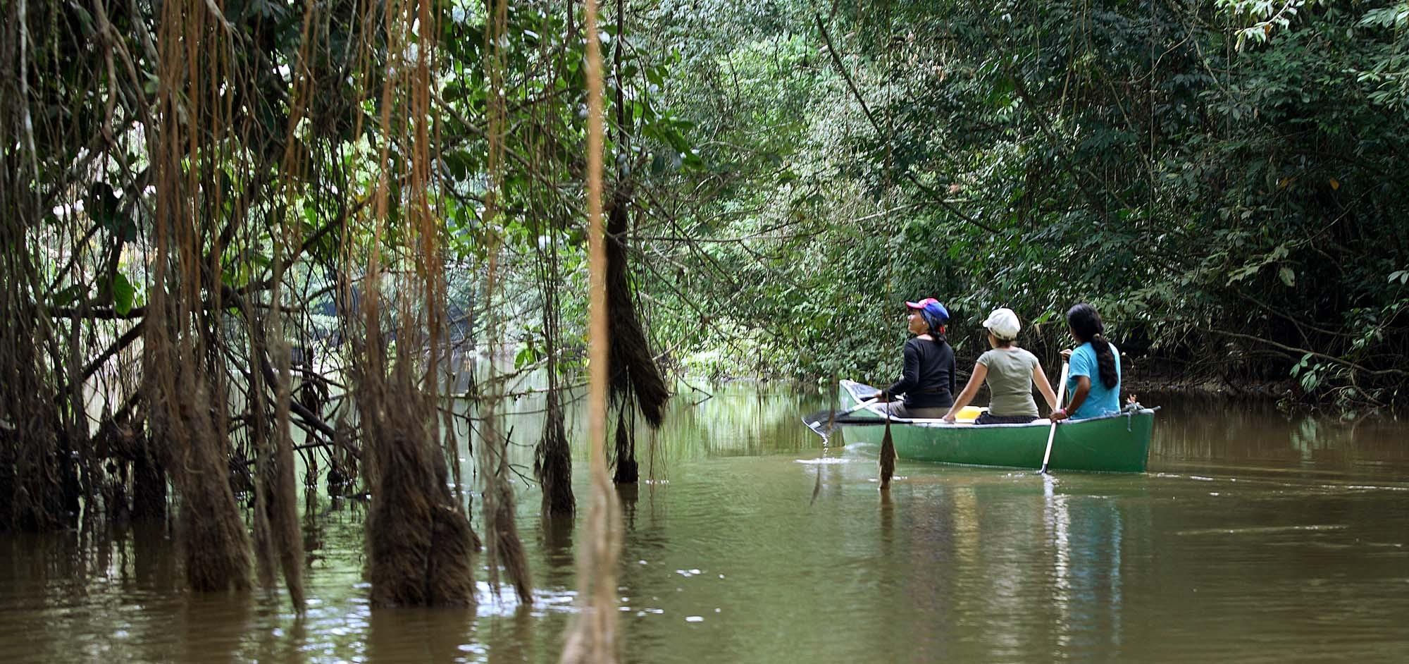 Magic River - Amazon Canoeing Tours and Lodge, Cuyabeno, EcuadorMagic River  Tours
