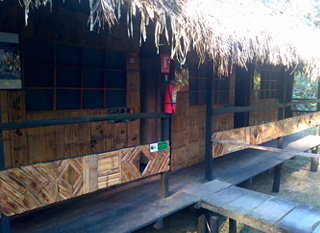 Magic River Ecolodge Room