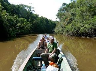 Motor Canoe